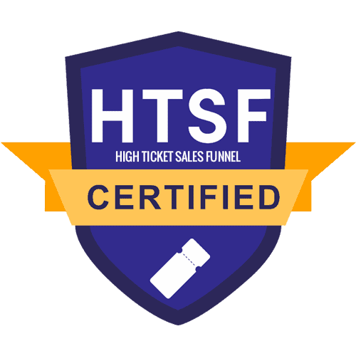 high ticket sales funnel certified church pros